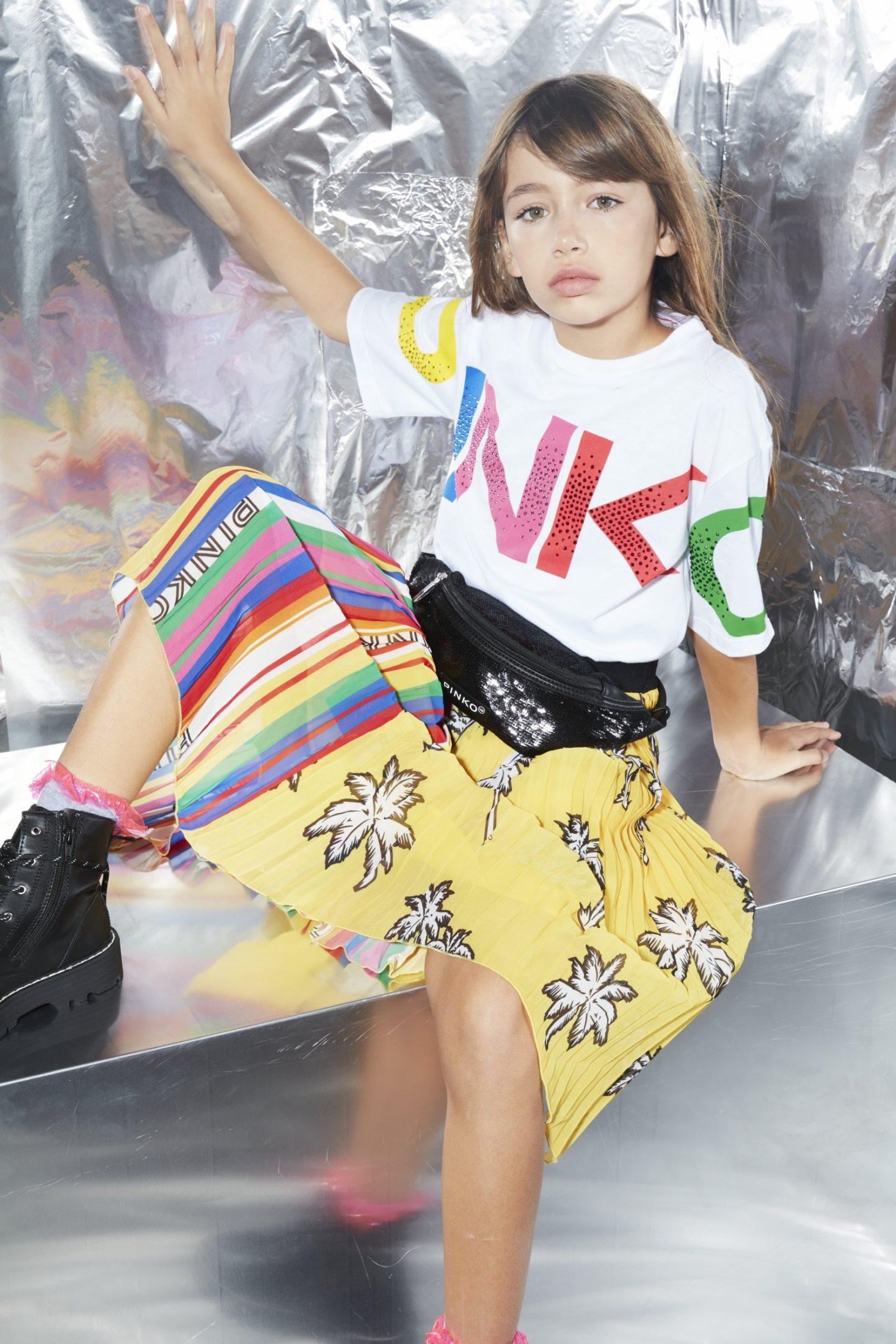 Pinko Rock und T-Shirt