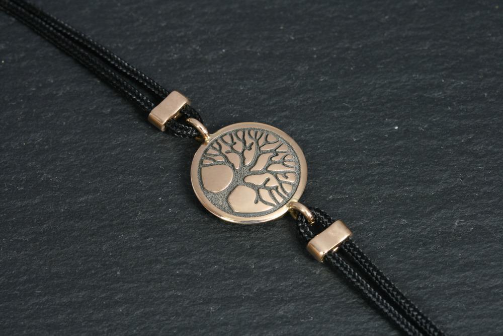 Lebensbaum-Armband