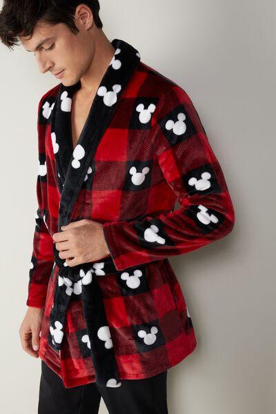 Morgenmantel aus Fleece Disney