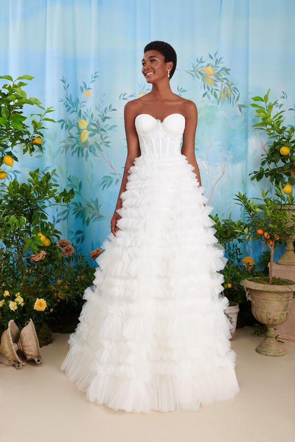 Brautkleid Blanca