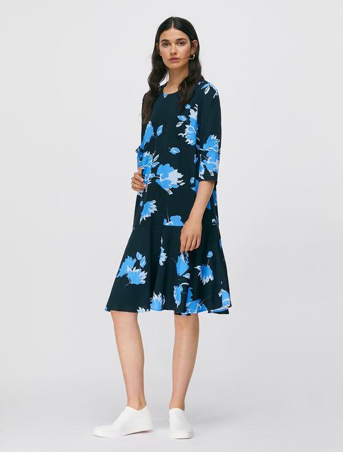 Kleid aus Twill