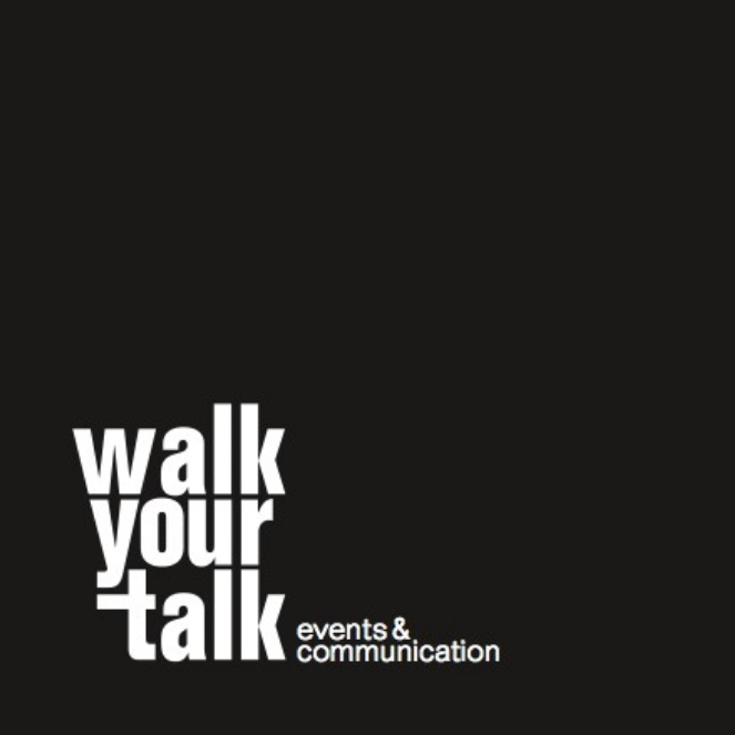 walk your talk – events & communication