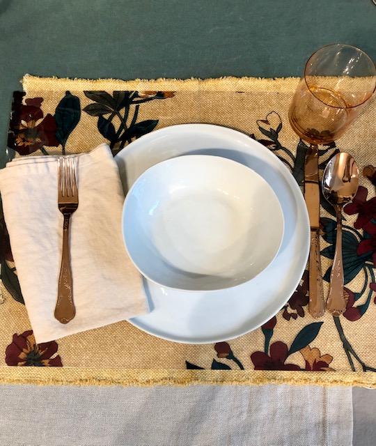 Teller in Keramik