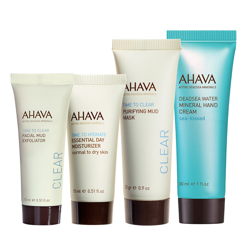 Ahava Hautpflege aus dem Toten Meer