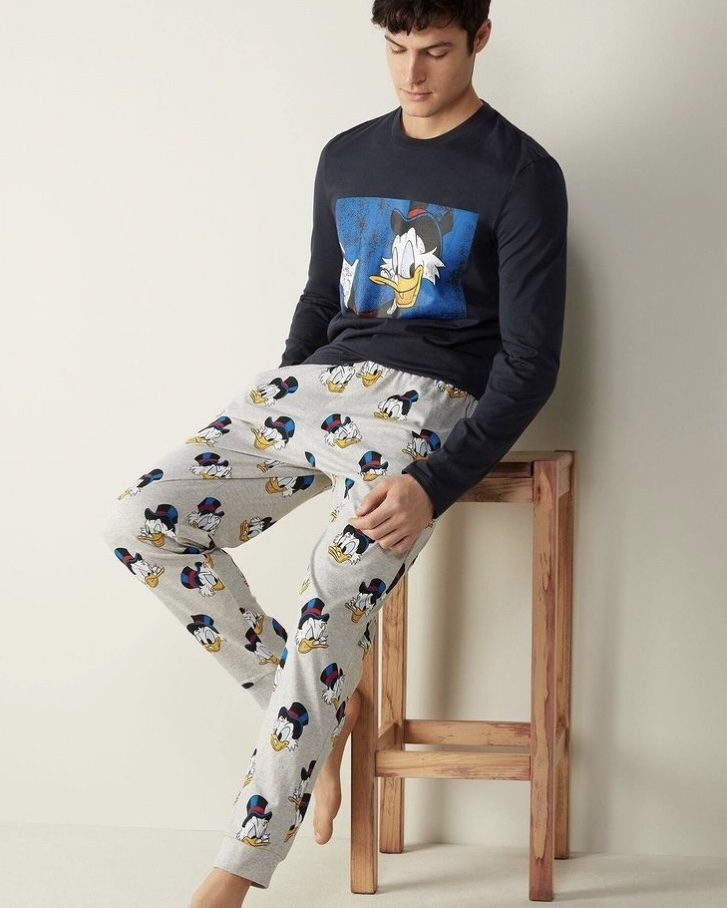 Pyjama aus 100% Baumwolle