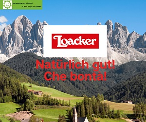 Aus Südtirol - Dall`Alto Adige:  LOACKER