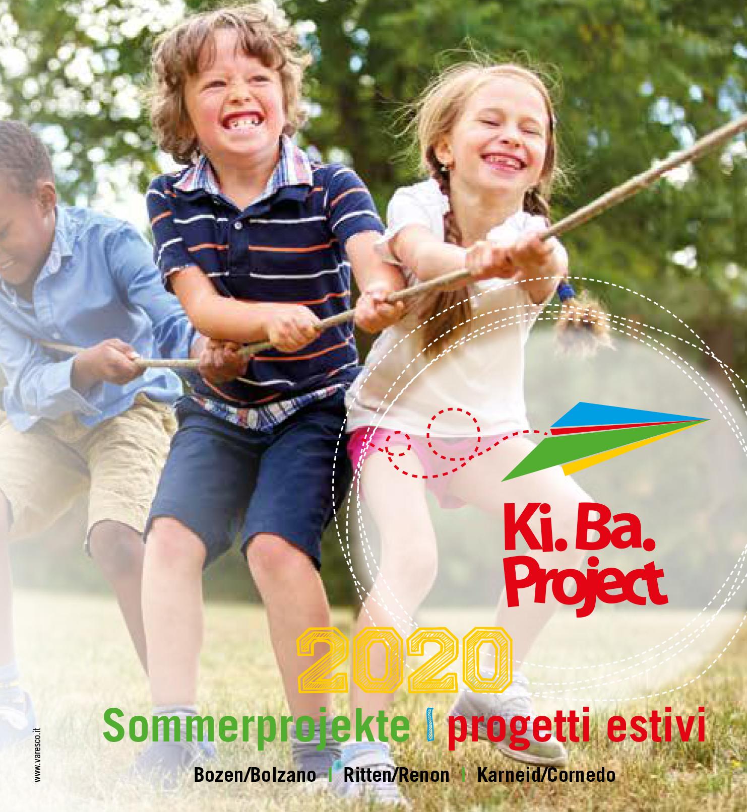 Sommerprojekte 2020