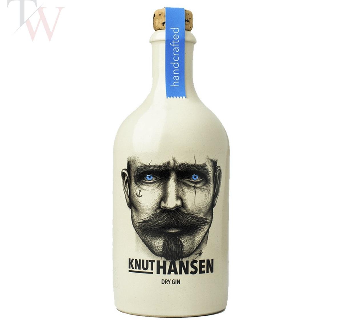 Knut Hansen Dry Gin 0,5lt