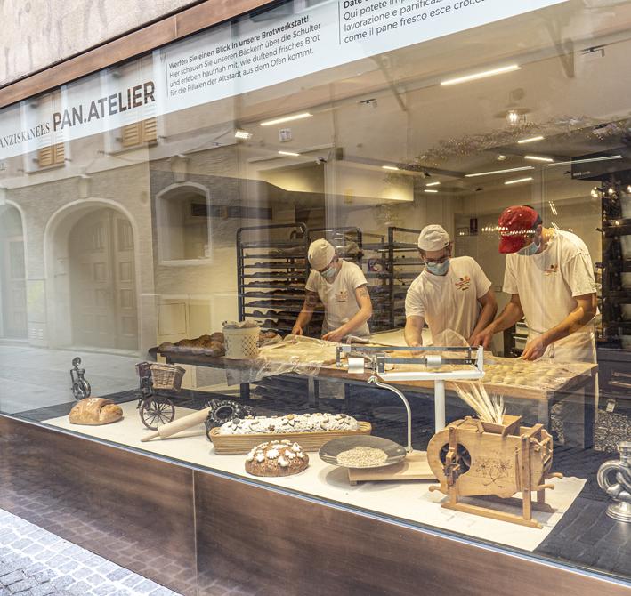 Franziskaners PAN.ATELIER